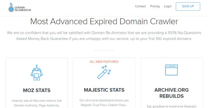 best place to get expired domains