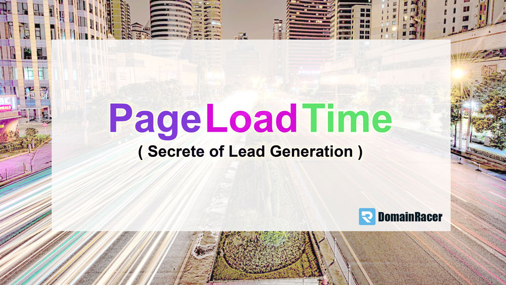 page load time earning
