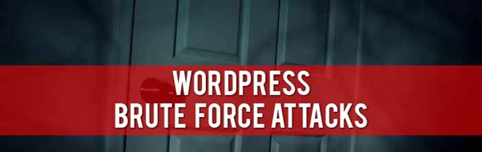 wordpress brute force attacks protection